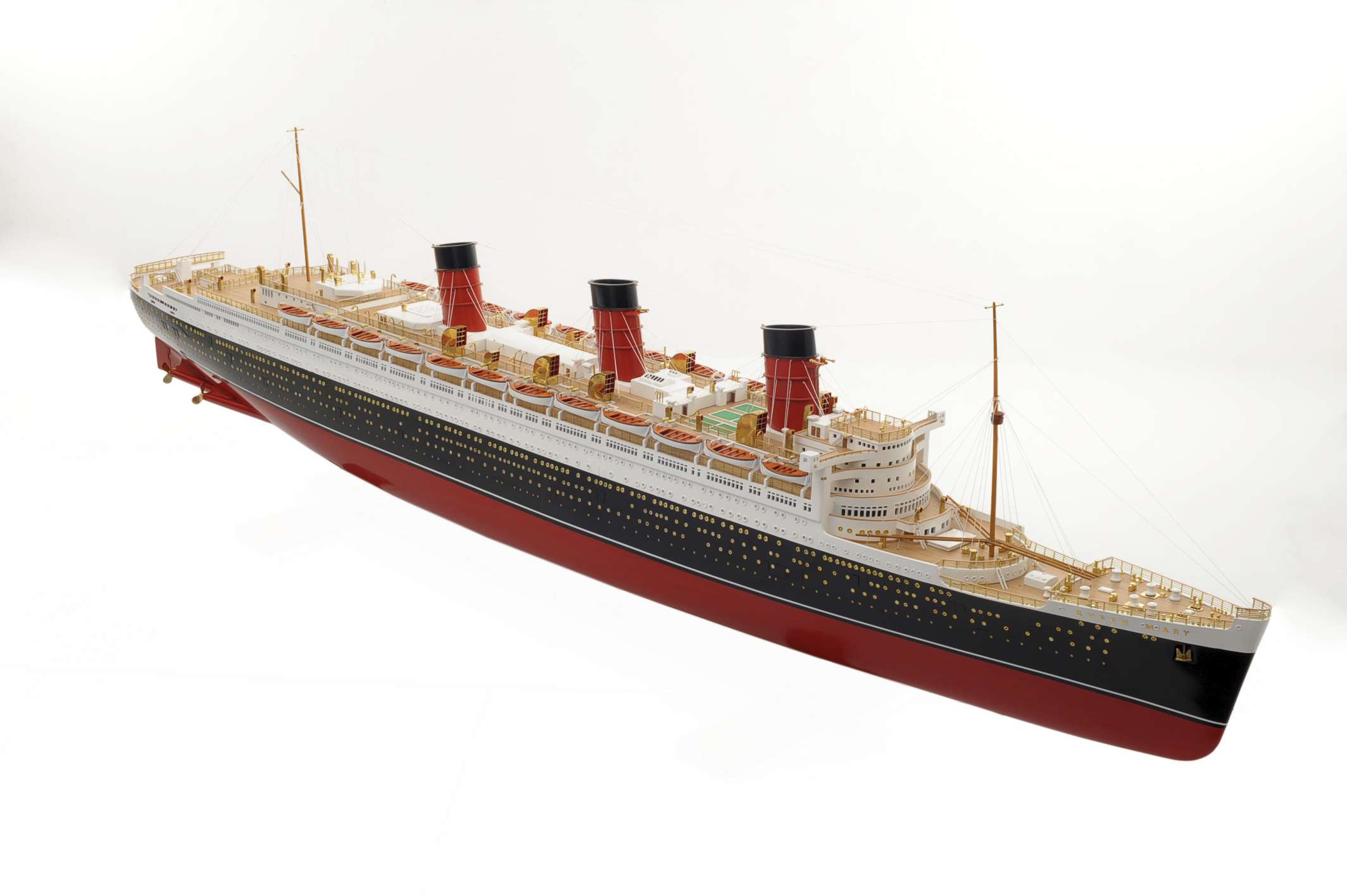 1484-4971-RMS-Queen-Mary-Model