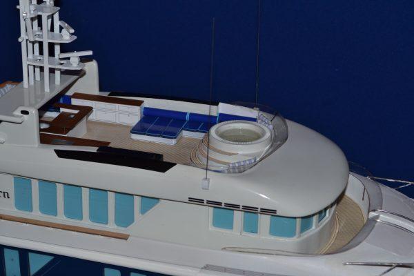 Capricorn Model Yacht