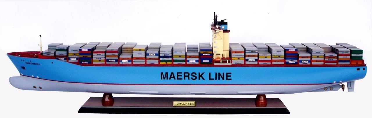 Emma Maersk Container Ship (Standard Range) - GN (TK0027P)