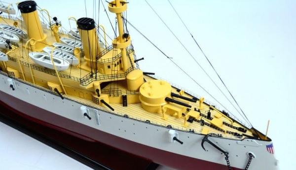 USS Olympia Battle Cruiser (Standard Range) - GN (BT0029P)