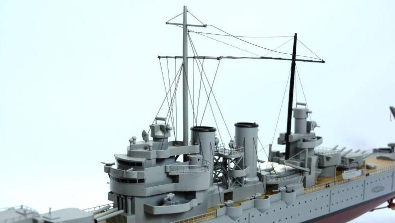 USS Phoenix Battle Cruiser (Standard Range) - GN (BT0024P)