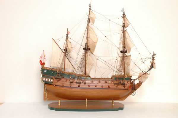152-8208-Wappen-von-Hamburg-Ship-Model-Superior-Range
