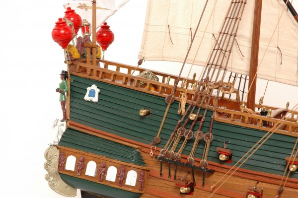 152-8218-Wappen-von-Hamburg-Ship-Model-Superior-Range