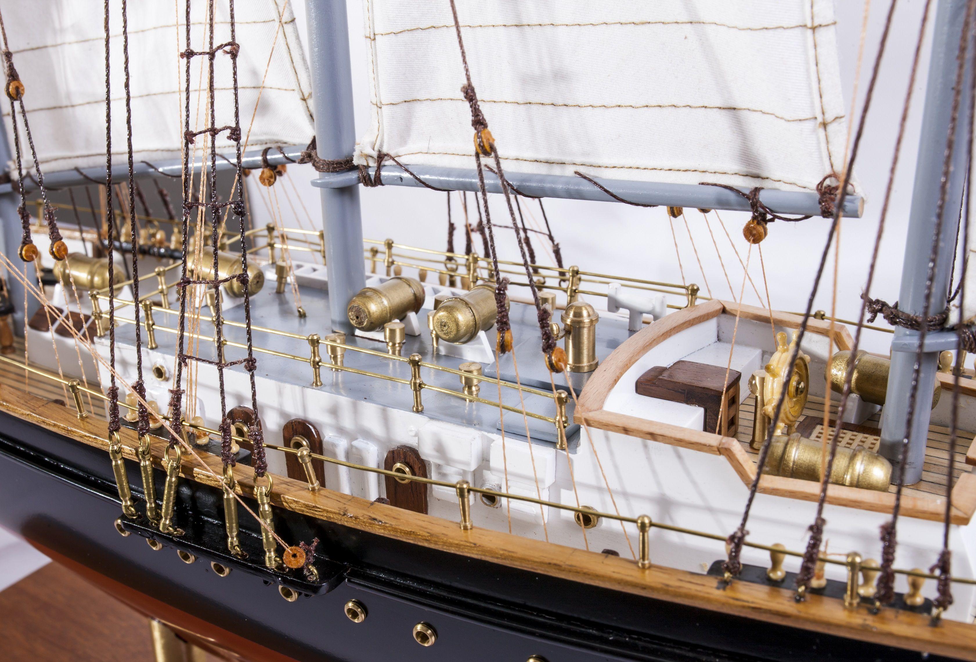 Sir Winston Churchill Model Boat
