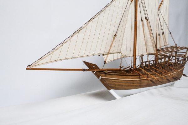 Shu ai Dhow Model Boat