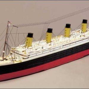 1554-9217-Titanic-Kit-No-1-Hull-only
