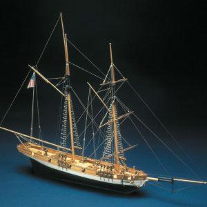 Lynx Baltimore Schooner Boat Kit - Panart (745)
