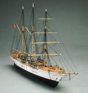 1578-9276-Belgium-Sail-Trainer-Model-Ship-Kit-Mercator