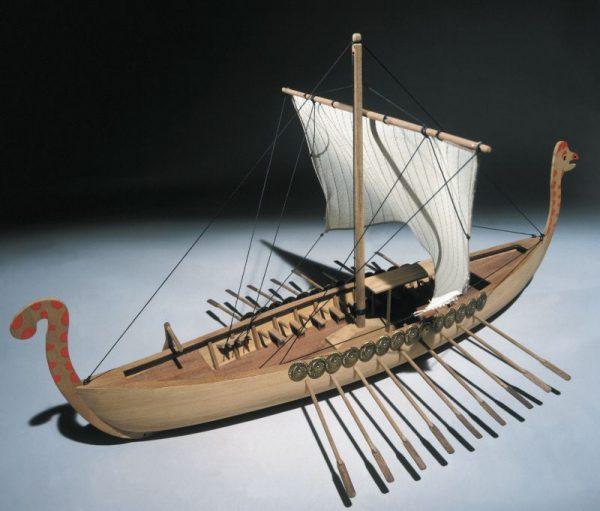 1586-9283-Viking-Ship-Model-Kit