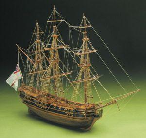 All-In-One HMS President Frigate - Sergal (792)