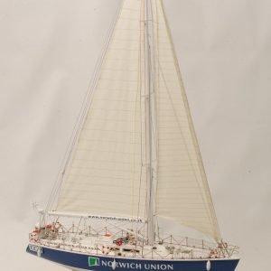 160-6087-Norwich-Union-model-yacht