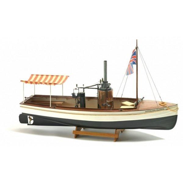 African Queen Model Boat Kit - Billing Boats (B588)