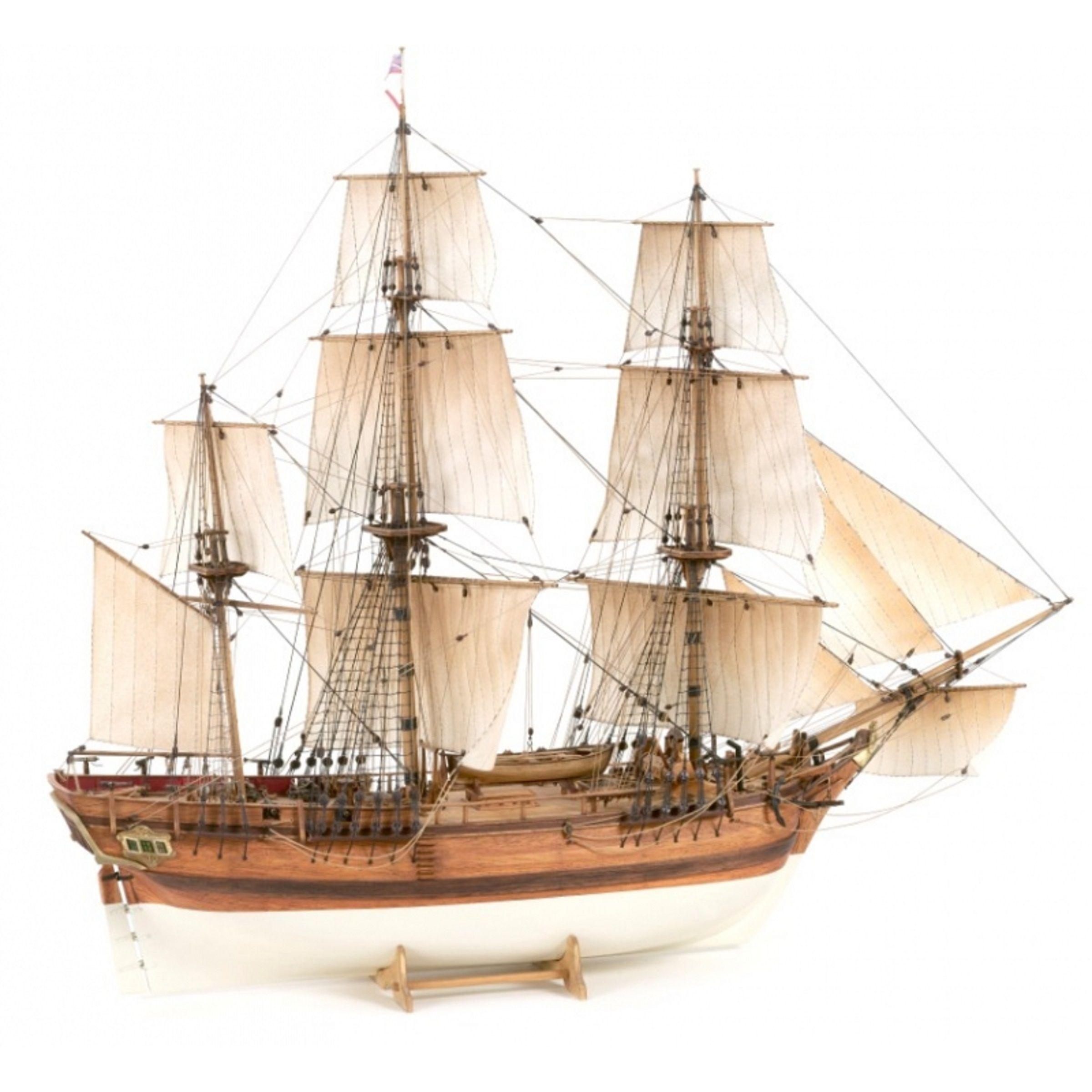 HMS Bounty Model Ship Kit - Billing Boats (B492C)
