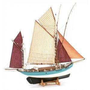 1619-9257-Marie-Jeanne-Model-Boat-Kit