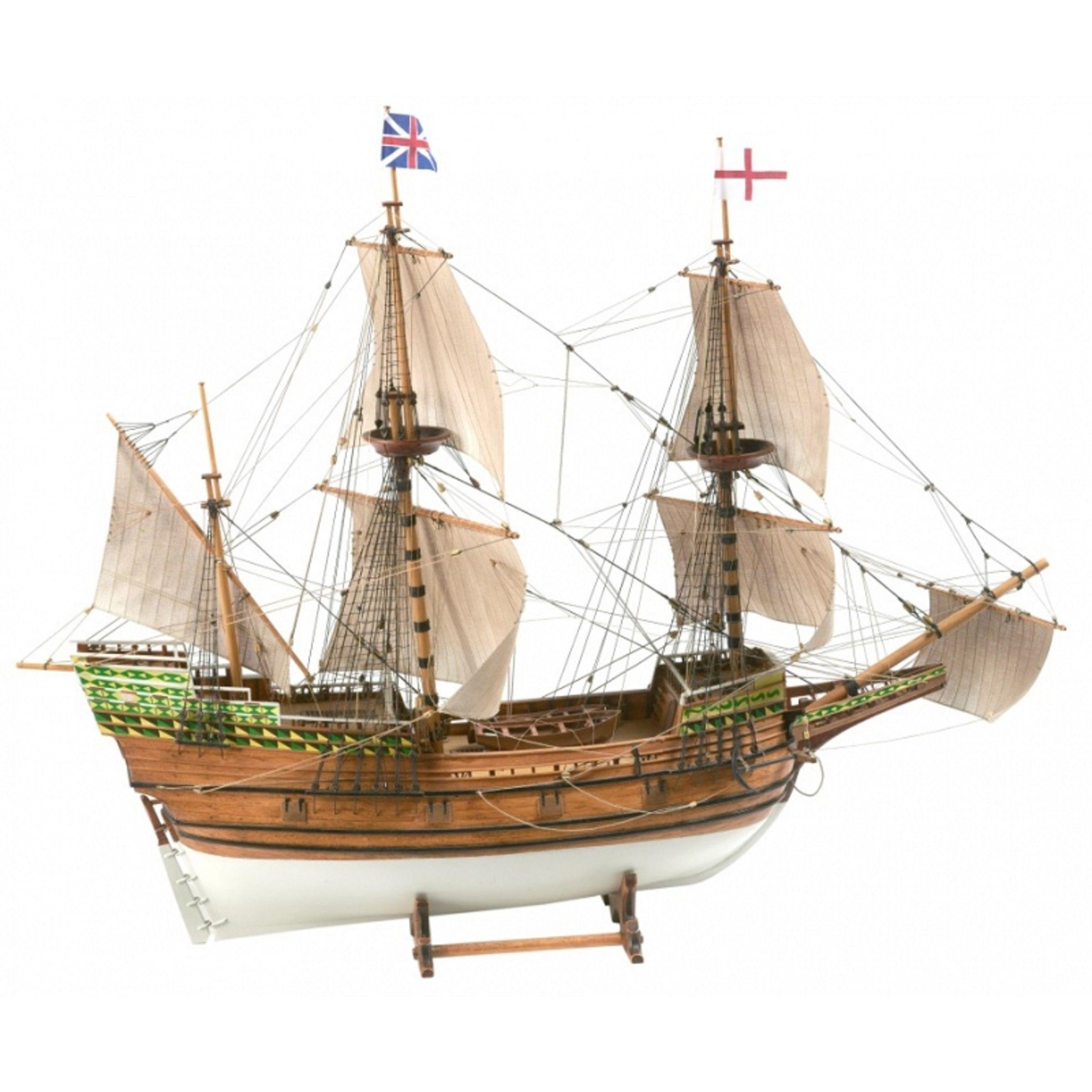 Mayflower Model Ship Kit - Billing Boats (B820)