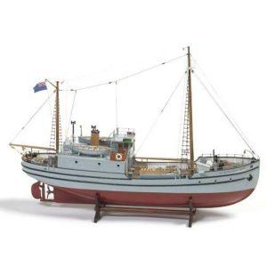 1623-9261-R.C.M.P-St-Roch-Model-Boat-Kit