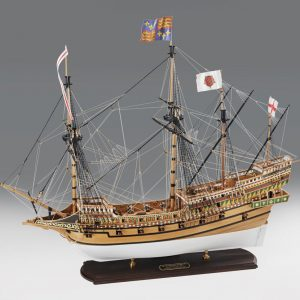 HMS Revenge Model Ship Kit - Victory Models (1300-08)