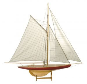 1642-12513-Sail-Model-Defender-1895-Standard-Range-Authentic-Models-AS055