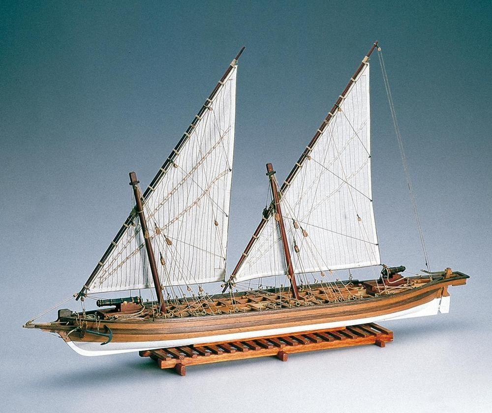 1645-9321-Arrow-Gunship-Model-Ship-Kit