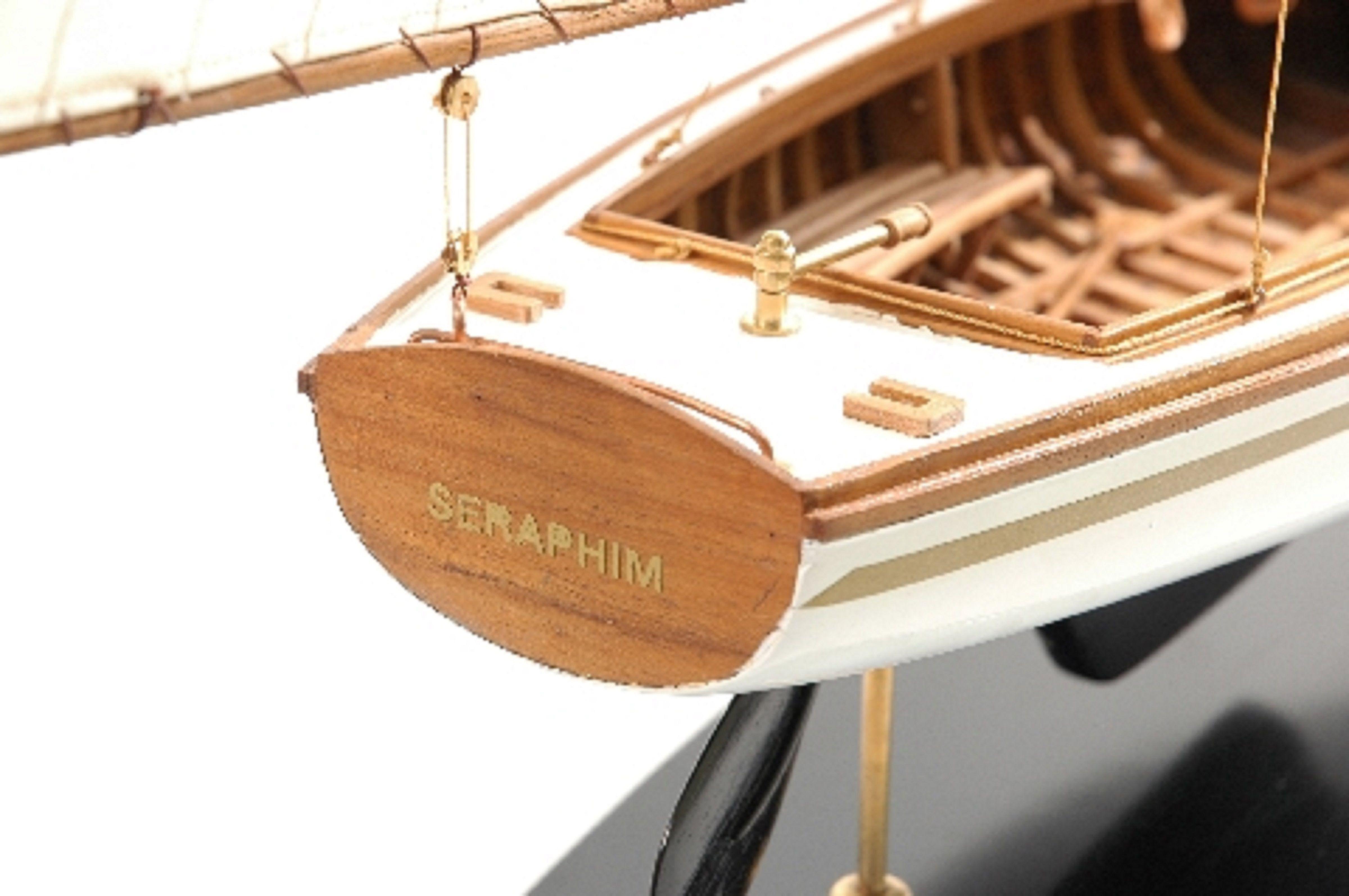 Yare & Bure Model Yacht (Superior Range) - PSM