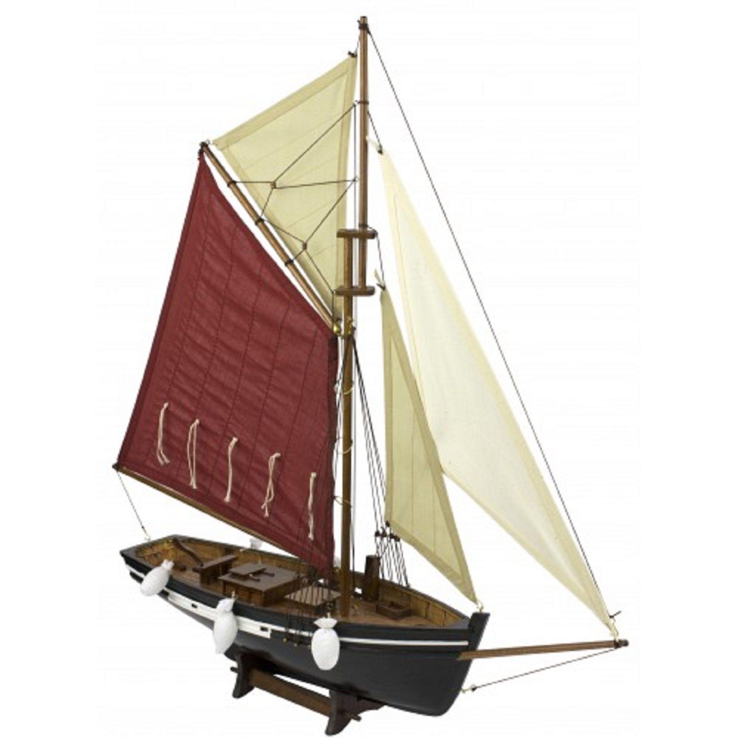 1663-9486-Gaff-Rigged-Breton-Style-Fishing-Boat-Standard-Range