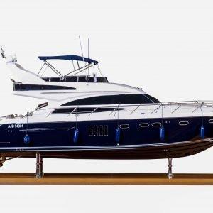 Princess 62 Model Boat