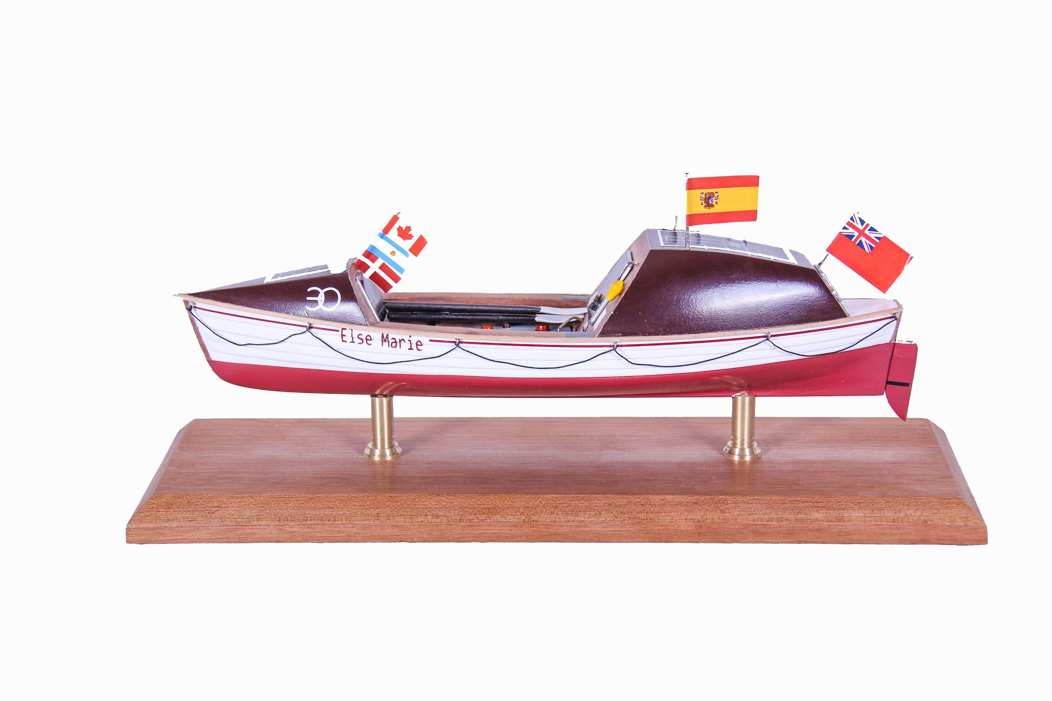 Else Marie Rowing Boat