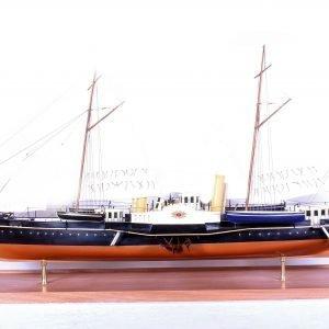 Royal Yacht HMS Alberta
