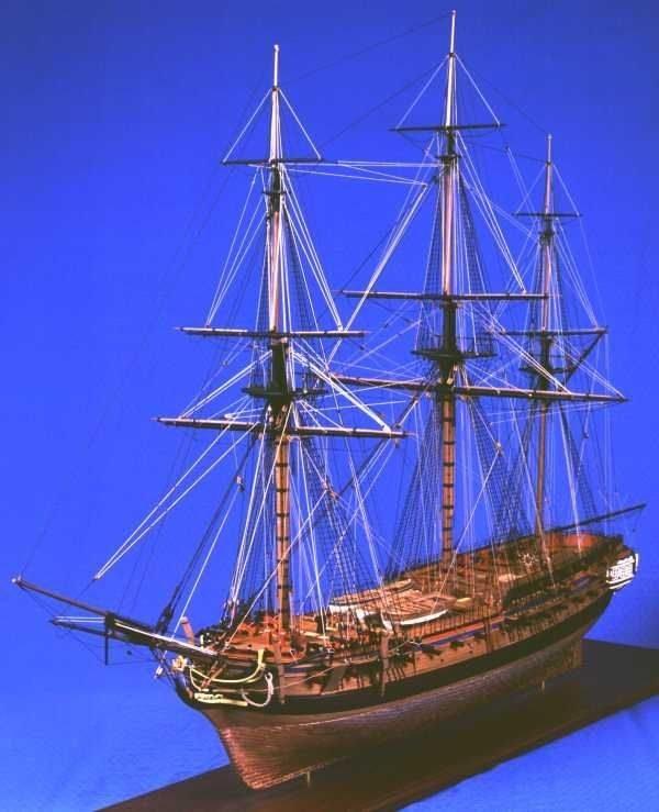 HMS Diana Model Ship Kit - Caldercraft (9000)