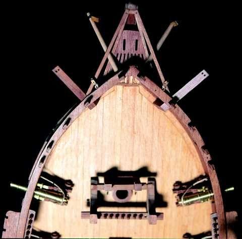 HMS Cruiser Ship Model Kit - Caldercraft (9001)
