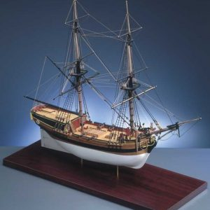 HM Brig Supply Ship Model Kit - Caldercraft (9005)
