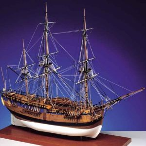 HM Bark Endeavour Model Boat Kit - Caldercraft (9006)