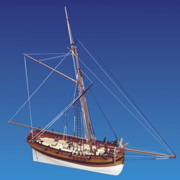 1722-9712-HM-Cutter-Sherbourne-Boat-Kit