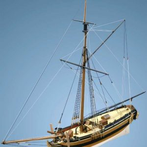 1723-9717-HM-Yacht-Chatham-Wooden-Model-Kit