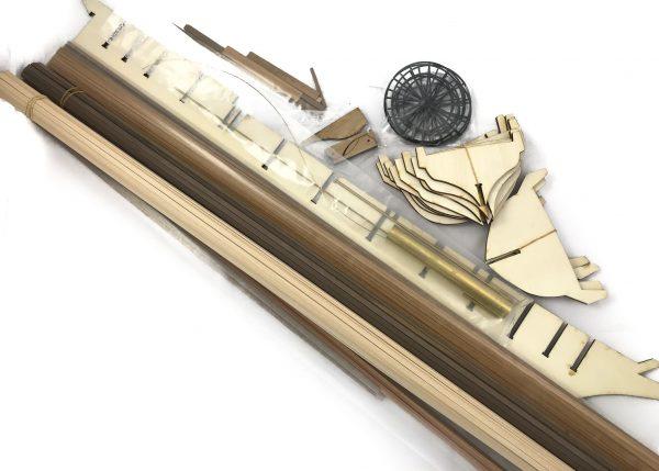 1734-13729-Gulnara-Wooden-Model-Ship-Kit-Krick-K20250