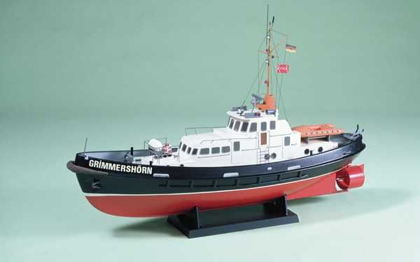 Grimmershorn Ship Model Kit - Krick (K21440)
