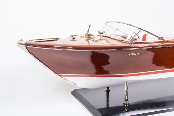 Super Riva Aquarama model boat (Distrazione)