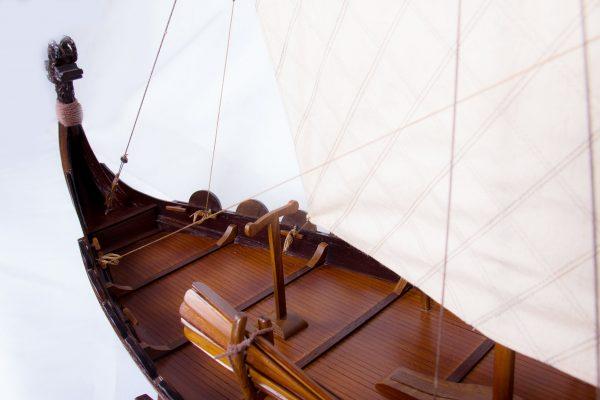 Viking Model Boat