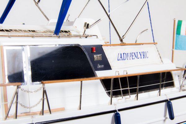 Lady Penlyric Motor Yacht