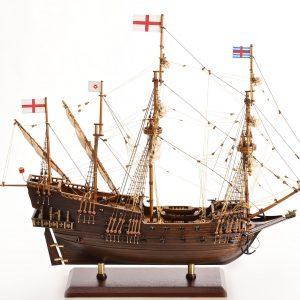 HMS Revenge Model Ship