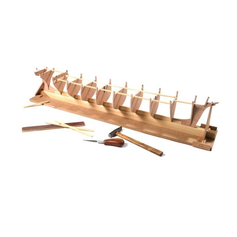 Building Slip for Plank On Frame Boats (Billings B397)