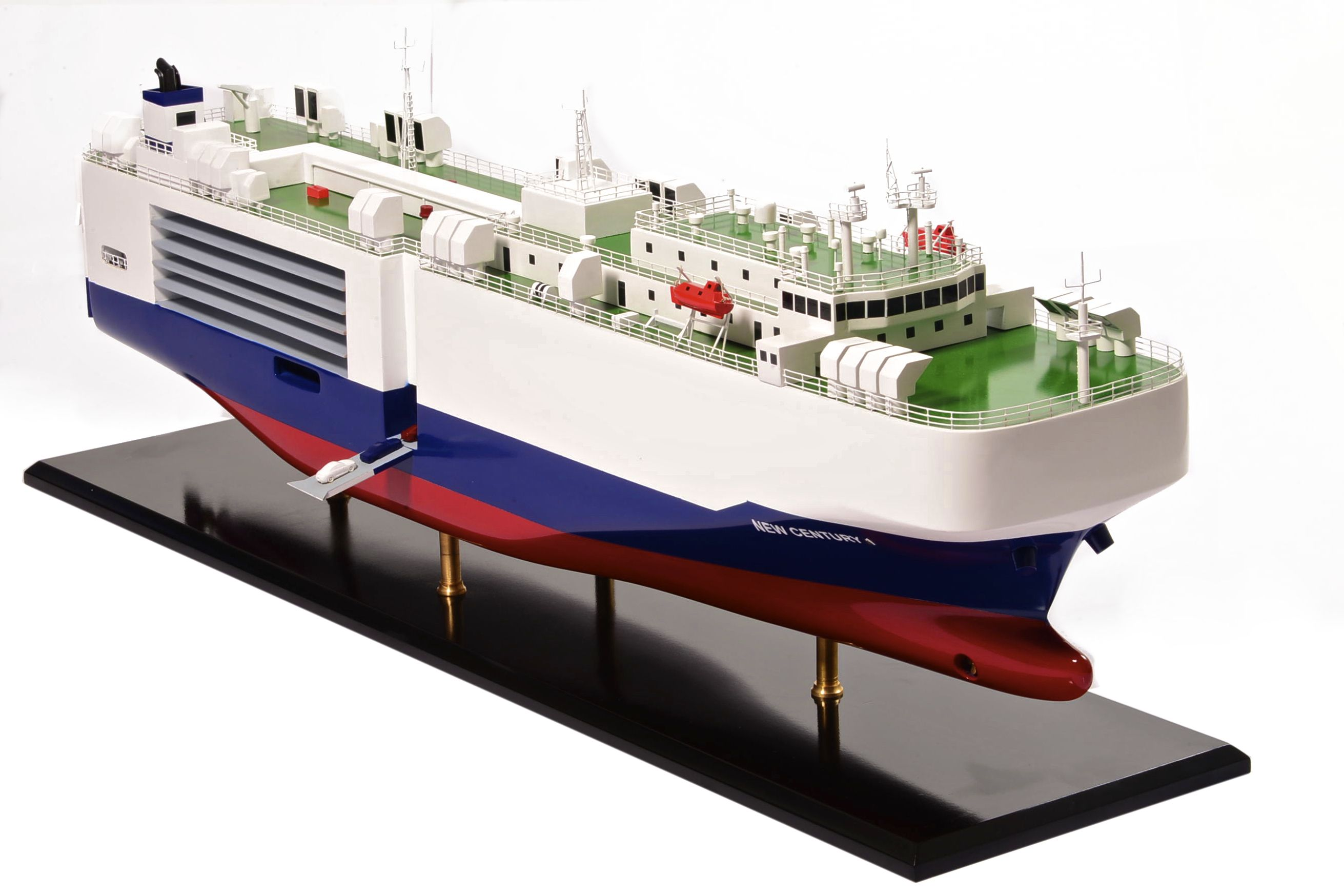 1834-10913-New-Century-1-Vehicle-Carrier-Model-Ship