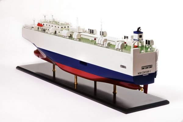 1834-10915-New-Century-1-Vehicle-Carrier-Model-Ship