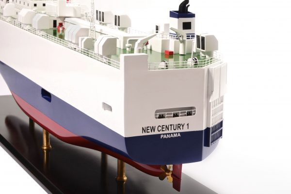 1834-10916-New-Century-1-Vehicle-Carrier-Model-Ship