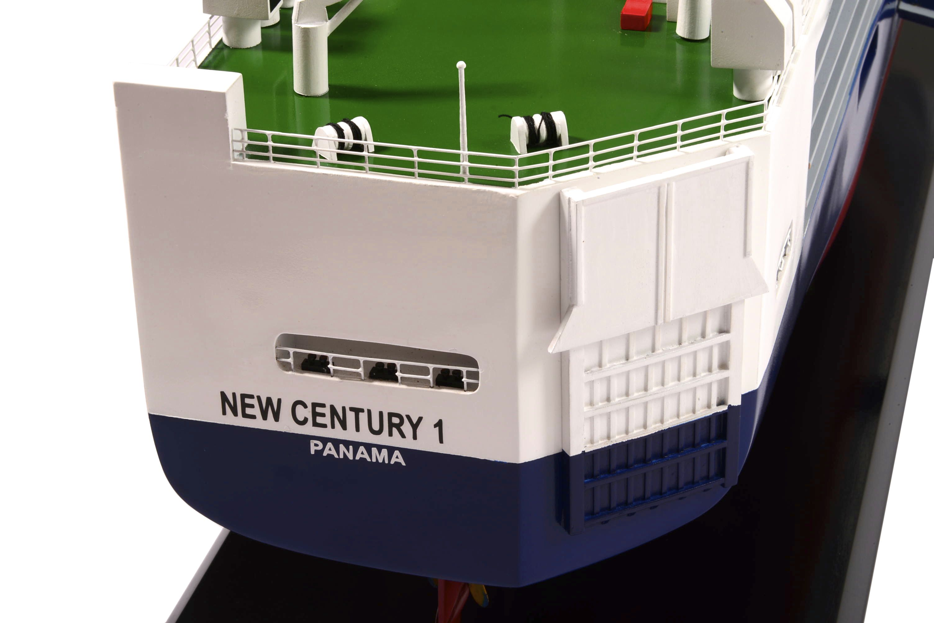 1834-10925-New-Century-1-Vehicle-Carrier-Model-Ship