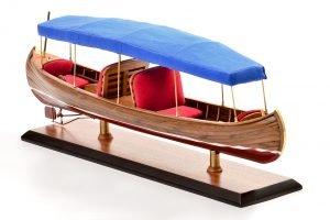 Liddesdale Electric Canoe 1920