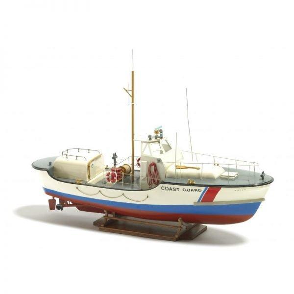 U.S Coast Guard Model Boat Kit - Billing Boats (B100)