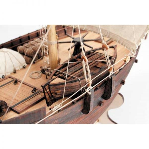 Hanse Kogge Model Ship Kit - Dusek (D003)