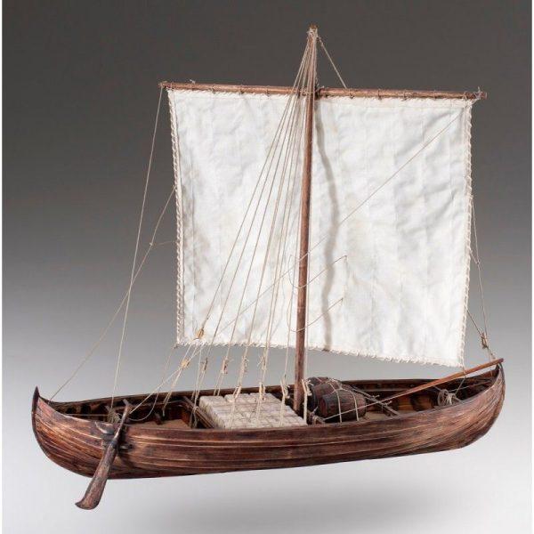 Viking Knarr Model Boat Kit - Dusek (D007)