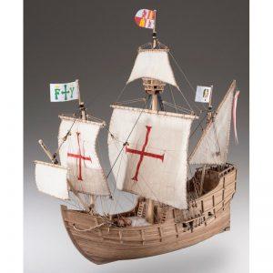 Santa Maria Model Boat Kit - Dusek (D008)